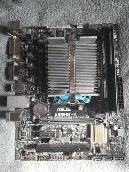 Материнские платы - Комплект Asus A68HM-K Полностью  с  комплектом…, 0