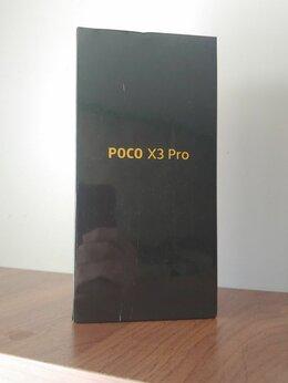 Мобильные телефоны - Xiaomi POCO X3 PRO 6/128 новый запечатан, 0