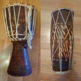 Ударные установки и инструменты - Барабаны этнические, 0