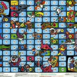 Настольные игры - Игры пакетом детские настольные. Список внутри., 0