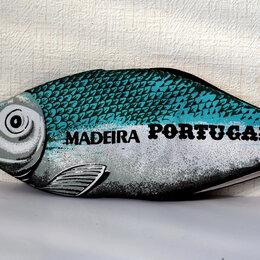 Рукавицы, прихватки, фартуки - Прихватка для горячих блюд в виде рыбы (Португалия), 0