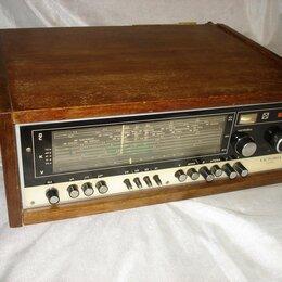 Радиотюнеры - Тюнер радиолы Виктория 001 стерео, 0