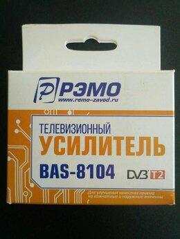 Антенны - Антенный усилитель BAS-8104 IN LINE, 0