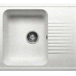 Кухонные мойки - Врезная мойка polygran f-07 хлопок, 0