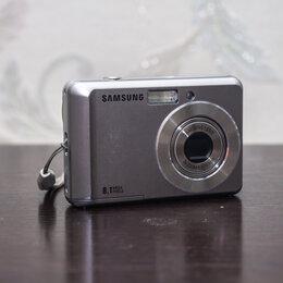Фотоаппараты - Фотоаппарат Samsung ES10, 0