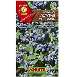 Семена - Голубая россыпь Голубика 0,01гр АЭЛИТА, 0