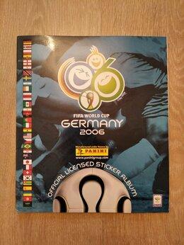 Спортивные карточки и программки - Panini Заполненный альбом Чемпионат мира 2006, 0