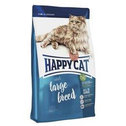 Корма  - Happy Cat Adult Large Breed 10 кг Сухой корм для…, 0