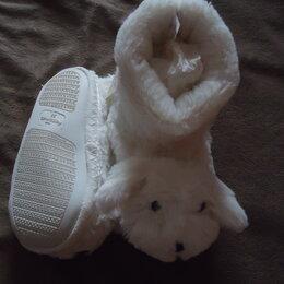 Домашняя обувь - Детские тапочки (новые), 0