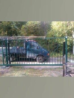 Заборы и ворота - Автоматические ворота, 0