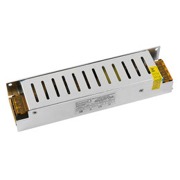 Блоки питания - Блок питания 12v 150вт IP20 компактный, 0