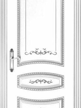 Межкомнатные двери - Дверь эмалированная модель Соната, 0