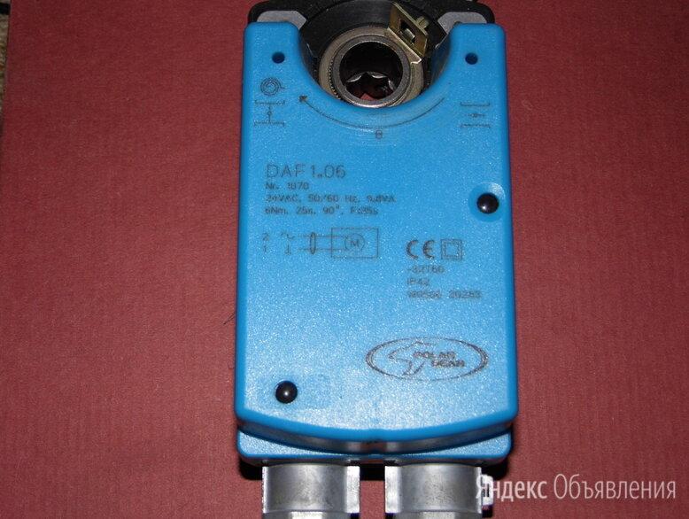Электрический привод - Актуатор Polar Bear DAF1.06 по цене 5000₽ - Промышленное климатическое оборудование, фото 0