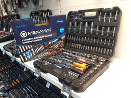 Наборы инструментов и оснастки - набор инструментов Механик 108 предметов для авто, 0