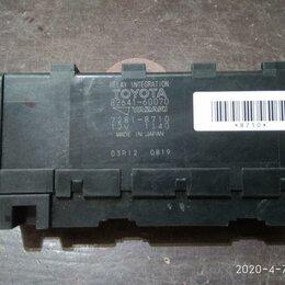 Электрика и свет - 8264160070 RELAY INTEGRATION Интегрированное реле, 0