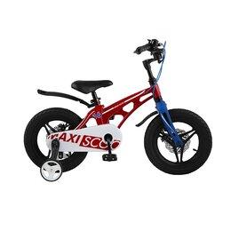 """Велосипеды - Велосипед MAXISCOO Cosmic, Делюкс, 16"""", Красный, 0"""