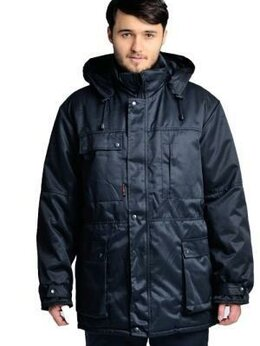 Одежда - Куртка зимняя Защита , 0