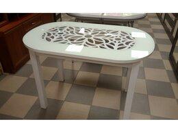 Столы и столики - Стол Ажурный овальный, 0