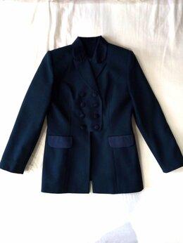 Пиджаки - Стильный двубортный пиджак!+юбка(костюм) , 0