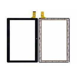 Дисплеи и тачскрины - Тачскрин для Digma Optima 1022N 3G (черный), 0