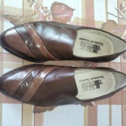 Туфли - Туфли  модельные  кожаные,  импортные. , 0