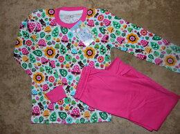 Домашняя одежда - Пижама для девочки. Новая. 4 года., 0