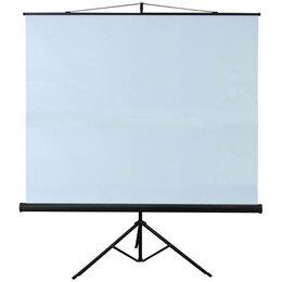 Экраны - Экран мобильный 180*180см ScreenMedia Apollo-T MW, 0
