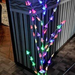 Ночники и декоративные светильники - Светодиодное дерево для интерьера 2 штуки, 0