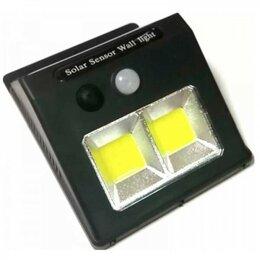 Уличное освещение - Уличный фонарь С датчиком движения, 0