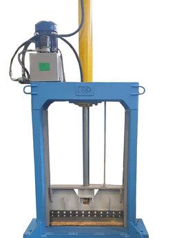 Производственно-техническое оборудование - Гильотина нож 600 мм для резки пластика, 0