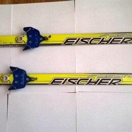 Беговые лыжи - Лыжи fischer sprint crown, 0