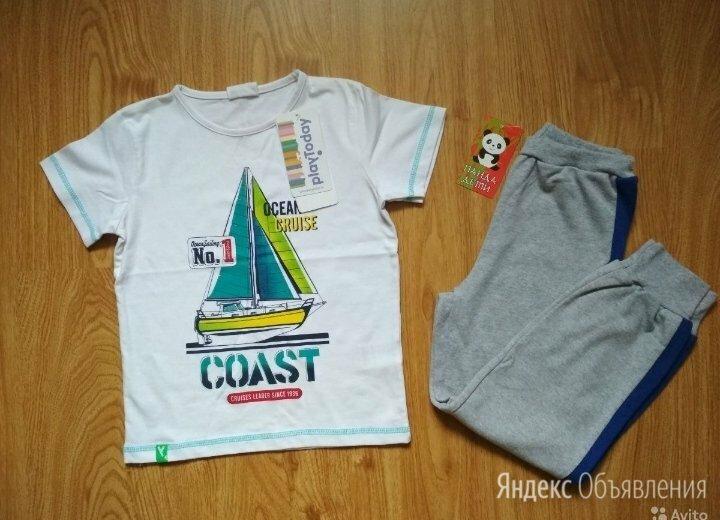 Новые футболки, спортивные брюки, свитер, лонгслив по цене 350₽ - Футболки и майки, фото 0