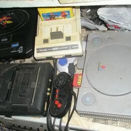 Ретро-консоли и электронные игры - Игровые приставки, 0
