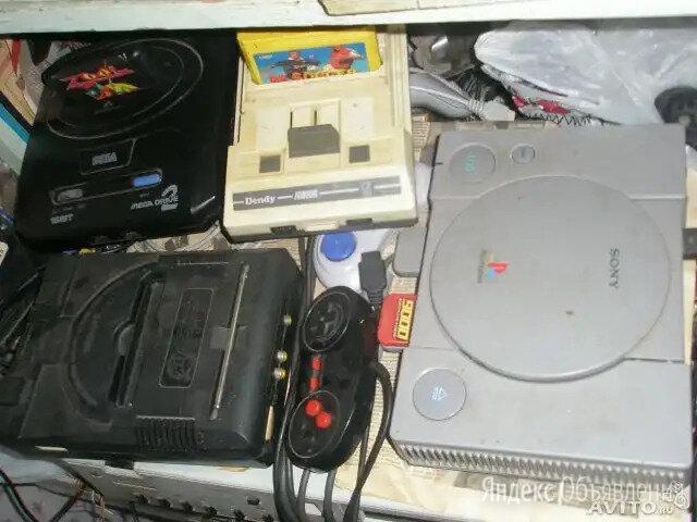 Игровые приставки по цене не указана - Ретро-консоли и электронные игры, фото 0