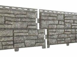 Фасадные панели - Фасадный сайдинг Сланец, 0