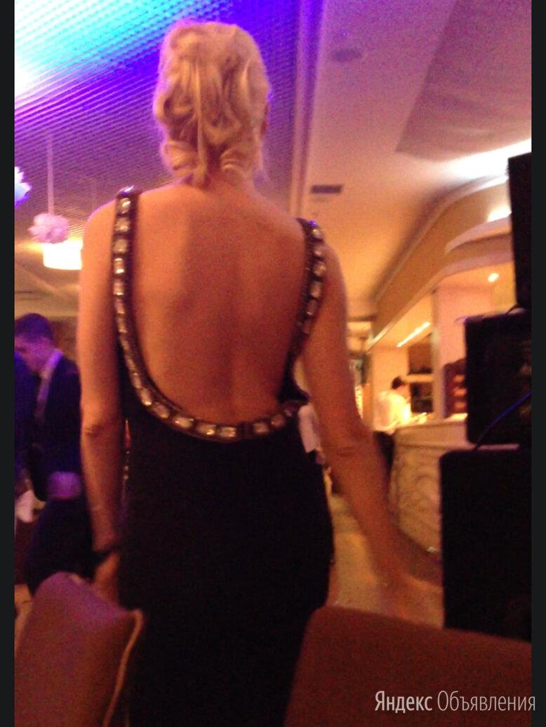 Платье вечернее с камнями  по цене 8000₽ - Платья, фото 0