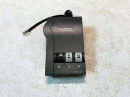 VoIP-оборудование - Усилитель телефонной гарнитуры Plantronics M22 P/N, 0