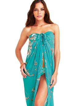 Пляжная одежда - Парео MAGISTRAL Tahiti A100, 0