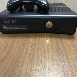 Игровые приставки - Игровая приставка Xbox 360 4Gb, 0