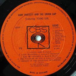 Виниловые пластинки - Gary Puckett And The Union Gap - Featuring: Young Girl LP - Пластинка, 0