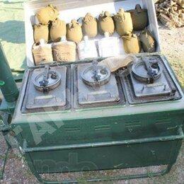 Туристическая посуда - Походная полевая кухня кп-30 +, 0