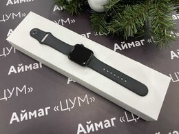 Умные часы и браслеты - Apple Watch series 6 40mm Space Gray, 0