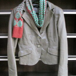 Куртки - Куртка - кожа натуральная. , 0