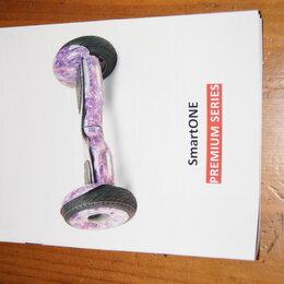 Моноколеса и гироскутеры - Гироскутер smartone 110 кг, 0