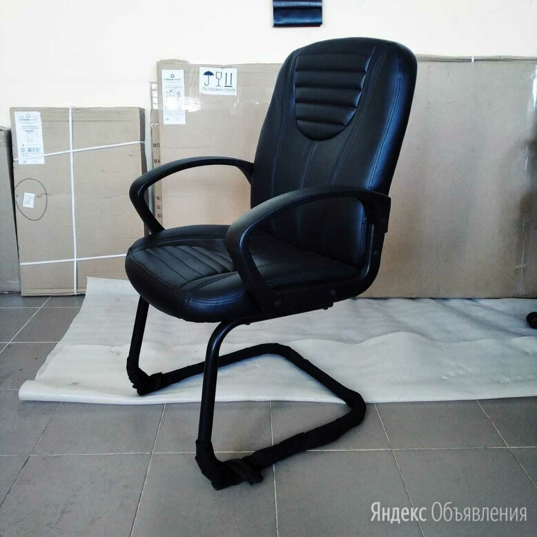 Кресло в переговорную зону КВ-3637с по цене 8200₽ - Компьютерные кресла, фото 0