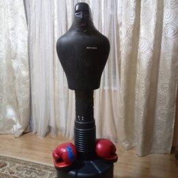 Тренировочные снаряды - Тренажёр для бокса Боксмэн, 0