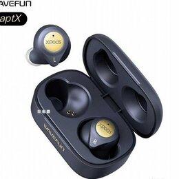 Наушники и Bluetooth-гарнитуры - Wavefun x-pods 3t, aptX - беспроводные наушники, 0
