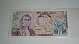 Банкноты - Колумбия, 0