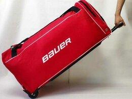 Аксессуары - Спортивная сумка Хоккейный баул на колесах, 0