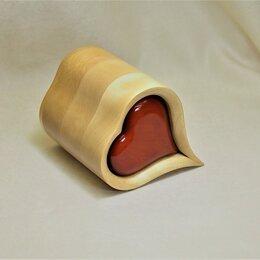 Шкатулки - Шкатулка Сердце, 0